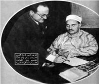 الشيخ محمد رفعت يطلب فتوى من الأزهر ليقرأ فى الإذاعة