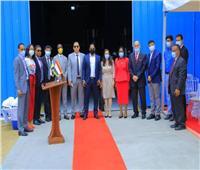 افتتاح مصنع مصري بالمنطقة الاقتصادية بالجابون.. وتعزيز التعاون مع غينيا