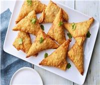 أطباق رمضان .. السمبوسة بالجبن