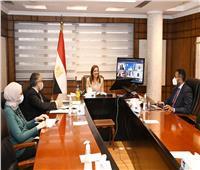 وزيرة التخطيط تجتمع بلجنة تحكيم جائزة مصر للتميز الحكومي دورة 2020-2021