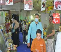 رقابة صحية وتموينية وإقبال من المواطنين على معرض «أهلا رمضان» بالإسماعيلية