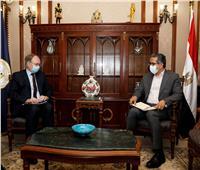 الاتحاد الأوروبي يهنئ مصر بالنجاح الباهر لنقل المومياوات الملكية