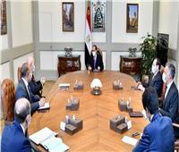 الرئيس السيسي يتابع نشاط شركة «إيني» في التنقيب والإنتاج بقطاع الغاز والبترول