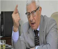 المصريين الأحرار ينعى مكرم محمد أحمد