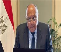 وزير الخارجية يشارك في اجتماع سياسي للأمم المتحدة لتوفير لقاحات كورونا