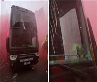 «شرطة مرسيسايد» تفتح تحقيقاً في الهجوم على حافلة ريال مدريد.. وليفربول يعتذر