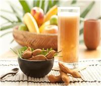 أسهل طريقة لعمل عصير التمر الهندي الطبيعي في المنزل   عصائر رمضان