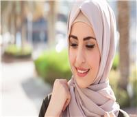 طريقة اختيار «لفات الحجاب» حسب شكل وجهك.. صور