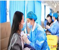حافلات للتطعيم تقدم خدمة التلقيح في الصين «من الباب إلى الباب»