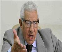أسرة الراحل مكرم محمد أحمد توجه الشكر للرئيس السيسي