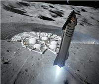 ناسا تختار «سبيس إكس» لهبوط البشر القادم على سطح القمر