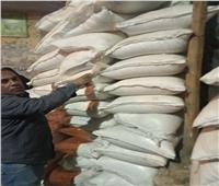 ضبط حمص وملح طعام غير صالح للاستهلاك بالغربية
