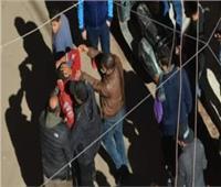 القبض على «لص المدارس» بالقليوبية أثناء سرقته الشبابيك