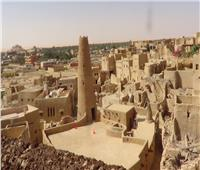 مساجد تاريخية  «تطندي».. مسجد أندلسي في واحة سيوة رممه قبطيان