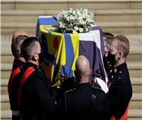 بدء مراسم الجنازة الملكية للأمير فيليب زوج الملكة البريطانية