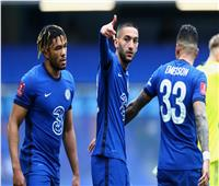 «زياش وفيرنر» يقودا  تشيلسى ضد مانشستر سيتى في كأس الإتحاد الإنجليزى