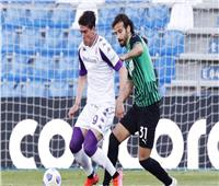 ساسولو يفوز بثلاثية على فيورنتينا في «الكالتشيو الإيطالي»