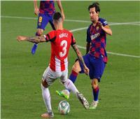 انطلاق مباراة برشلونة وأتلتيك بيلباو في نهائي كأس إسبانيا | بث مباشر