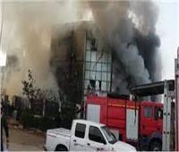 السيطرة على حريق «محلج» في القناطر الخيرية بالقليوبية