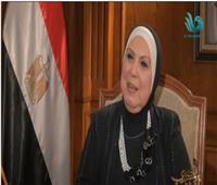 وزيرة الصناعة والتجارة تكشف طقوسها العائلية فى رمضان| فيديو