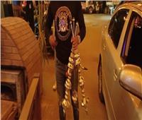 حملة موسعة على المقاهي والشوارع بالدقي | صور