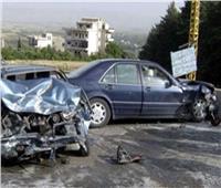 إصابة 5 أشخاص في حادث تصادم بالشرقية