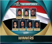 الاتحاد المصري لكرة السلة يتوج ببطولة أفريقيا للألعاب الإلكترونية