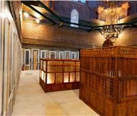 أعمال ترميم قبة ضريح الإمام الشافعي| فيديو