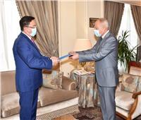 اعتماد «خيرات لاما» سفيرًا لكازاخستان في جامعة الدول العربية