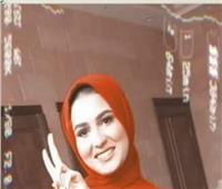 تشييع جثمان إحدى ضحايا قطار طوخ بمسقط رأسها في الغربية