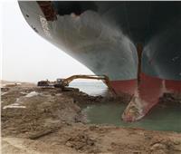 هيئة قناة السويس: تحقيقات حادث جنوح السفينة البنمية لا تزال جارية