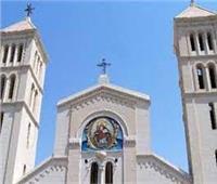 عودة الاحتفالات بالقداسات بمطرانية الكاثوليك بالمنيا