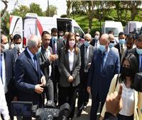 وزيرة التخطيط : نستهدف نقل الخدمة إلى مقر إقامة المواطن