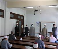«البحوث الإسلامية» يعقد اختبارات اختيار الكوادر المتميزة للجان الفتوى