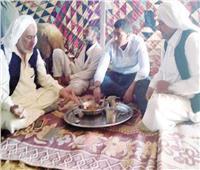 حكايات | رمضان في الواحات.. «شعرية» للسحور و«عجوة» بالفلفل للعرسان
