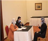 الرعاية الصحية تبدأ المقابلات الشخصية للمتقدمين للعمل في فرع الهيئة بالإسماعيلية