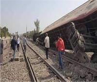 قرارت جديدة بشأن قيادات السكة الحديد في حادث قطار طوخ