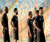 نبيه يقود تدريبات إضافية لـ 9 لاعبين في نهاية تدريب الزمالك