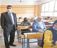 «التعليم»: «شبكات الفايبر» نجحت فى الاختبار التجريبى الثانى للثانوية