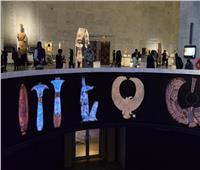 «مشهد مُهيب».. وكالة الأنباء الصينية تشيد بمتحف الحضارة
