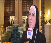 وزيرة التجارة:البدء فى إعادة تشكيل مجلس الأعمال المصرى الليبي.. غداً
