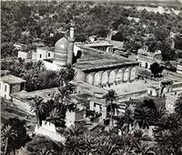 قصة جامع الأمام الأعظم في بغداد بني بجانب قبر أبي الحنفية النعمان   بالصور