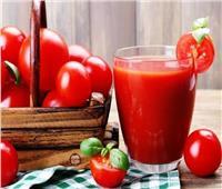 فوائد تناول عصير الطماطم على وجبة الإفطار