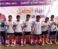 تشكيل لجنة فرعية لاطلاق اوليمبياد الطفل المصري بشمال سيناء