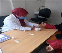 خدمات طبية لـ37 ألف سيدة ضمن المبادرة الرئاسية فى «المنيا»