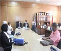 تشكيل لجنة لإصدار دليل للسياحة الدينية والأثرية وأعلام محافظة قنا