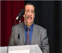 استعدادات مكثفه لحفل ختام الأنشطة الطلابية بجامعة قناة السويس