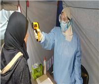 رئيس هيئة الرعاية الصحية يشيد بإجراءات عزل كورونا بمستشفى المبرة بورسعيد