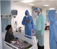 إطلاق اسم ممرضة على أحد أقسام العزل بمستشفى «الحياة بورفؤاد»