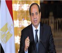الرئيس السيسي: الشعب المصري يثبت في كل مراحل الحياة قدرته على تحقيق ما يريد